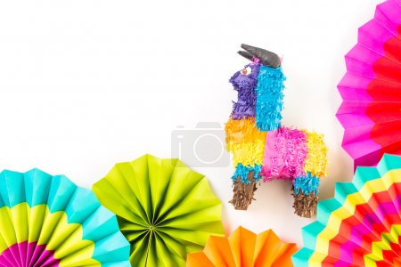 decorations for celebrating Fiesta