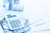 Hajtogatott készpénz adóbevallását kiszámítása