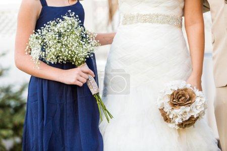 cérémonie de mariage petit