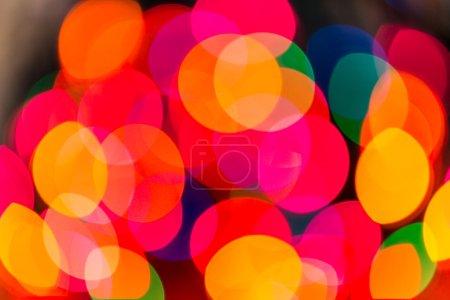 Bokeh, lights background