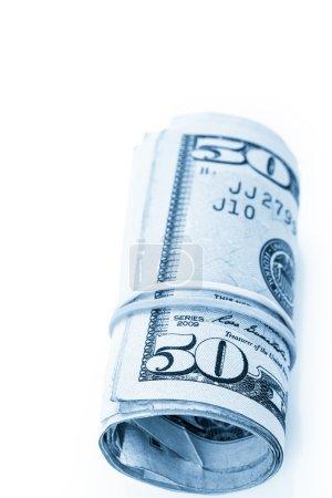 American bills, US money