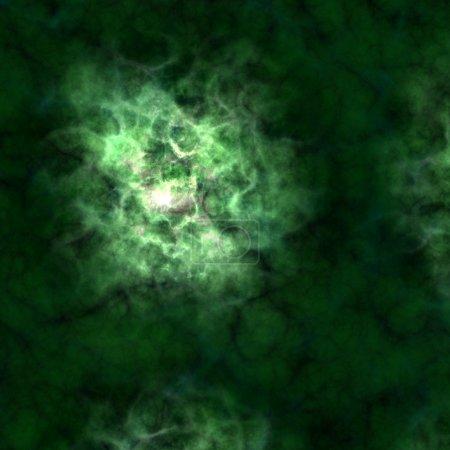 Photo pour Nebula clouds around young stars - image libre de droit