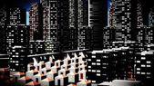 Metropole - panoramatický pohled