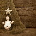 Постер, плакат: Religious Christmas Baby Jesus