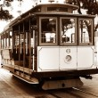 Old tram - It is the most popular way to get aroun...