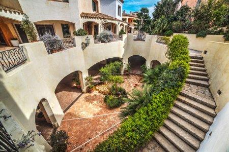 stairway in Costa Smeralda