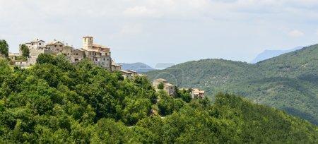 Morro Reatino, italian village