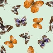 butterfly seamless 01