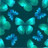 butterfly 05 green
