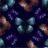butterfly 05 black
