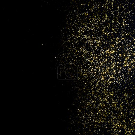 Fashion Shine Star background. Minimalist style