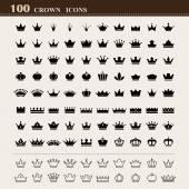 Grundlegende königliche Kronen