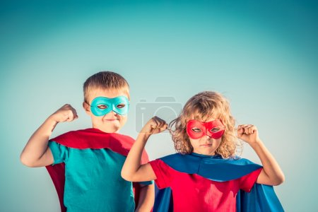 Superhero kids