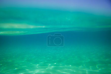 Underwater sea background