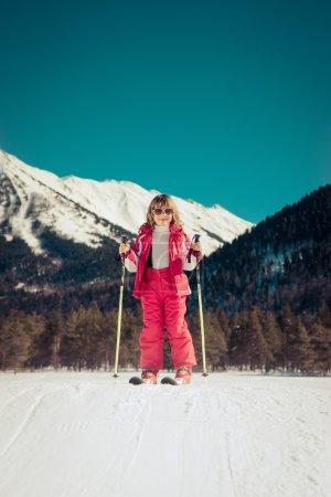 Sport winter child