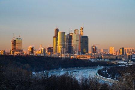 International Business Center Moscow-City
