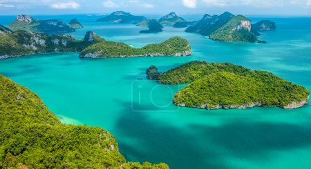 Thong National Marine Park