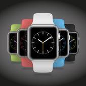 shiny sport smart watches