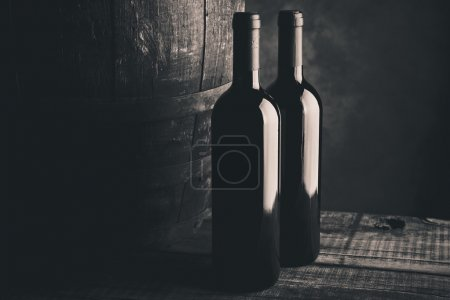 Aged fine wine
