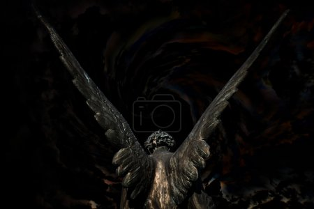 Photo for Angel of death - Royalty Free Image