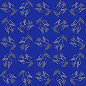 Peaceful conceptual pattern