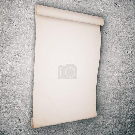 Paper on concrete