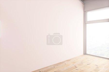 Blank beige wall