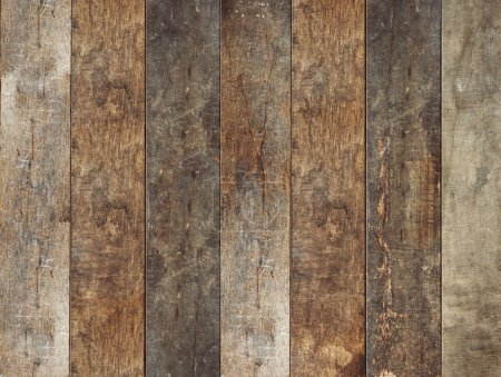 Old brown wooden boards