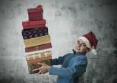 Vánoce, santa claus