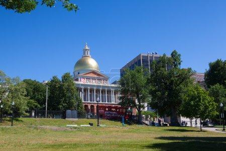 Дом Штата Массачусетс