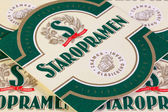 Beermats from Staropramen beer