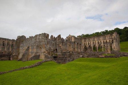 Ruins of famous Riveaulx Abbey