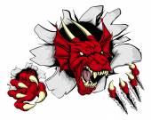 Red dragon claw breakthrough