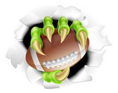 Football Claw concept