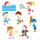 Children Sports Set