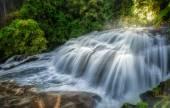 Pha Dokseaw waterfall