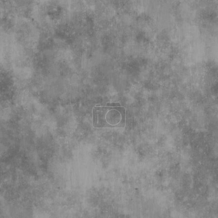 Photo for Seamless concrete texture illustration - Royalty Free Image