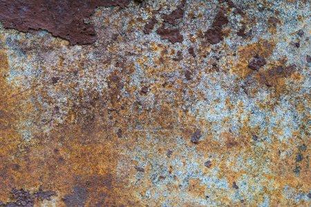 vieux fond métal rouillé