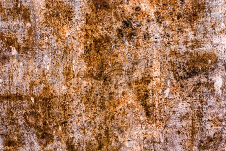 Photo for Old rusty metal background texture - Royalty Free Image