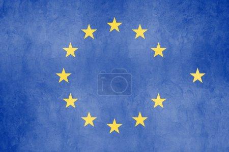 symbol of British exit from European union