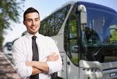 Bus driver portré
