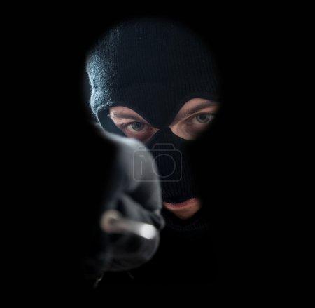 Burglar during night