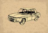 Old-timer - Renault