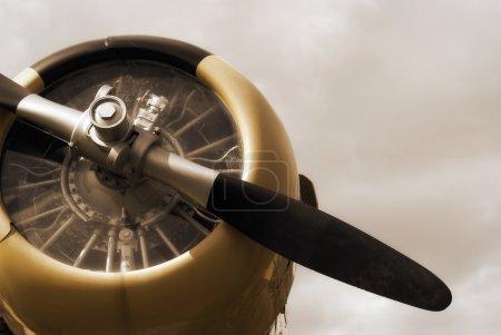 War Plane Monument