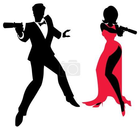 Spy Couple