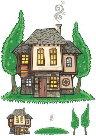 Traditional Bulgarian House