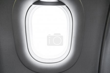 Open Airplane window