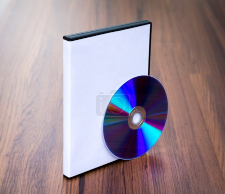 compact disc with cover