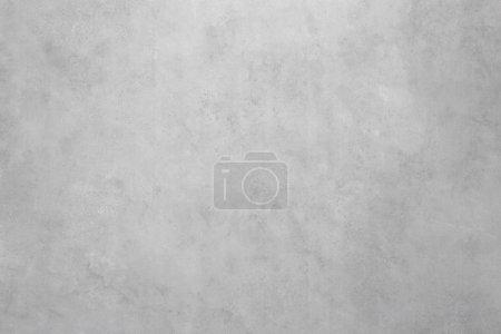 Photo pour Mur en béton gris, fond lisse texture pierre - image libre de droit