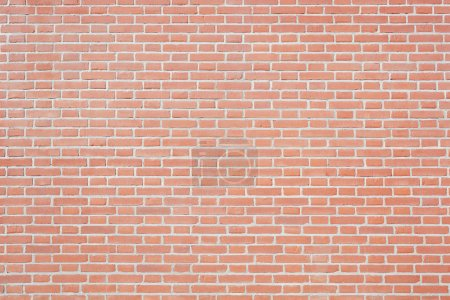 Photo for New red bricks wall texture background - Royalty Free Image